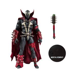 "McFarlane Mortal Kombat 2 7"" Action Figure - Spawn with Mace"