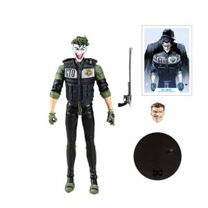 "McFarlane DC Multiverse 7"" Action Figure - White Knight - Joker"
