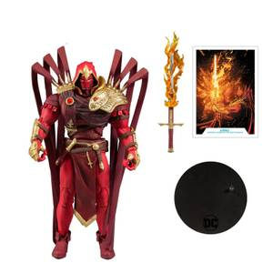 "McFarlane DC Multiverse 7"" Action Figure - White Knight - Azrael"