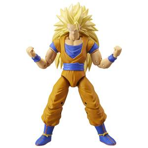 Bandai Dragon Stars DBZ Super Saiyan 3 Goku Action Figure
