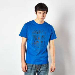 Doctor Who Tenth Doctor Unisex T-Shirt - Royal Blue