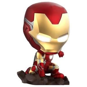 Hot Toys Cosbaby Marvel Avengers: Endgame - Iron Man Mark 85 (Landing Version) Figure