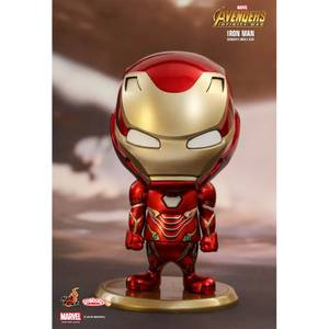 Hot Toys Cosbaby Marvel Avengers: Infinity War - Iron Man Mark 50 Figure