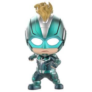 Hot Toys Cosbaby Marvel Captain Marvel - Captain Marvel (Starforce / Masked Version) Figure