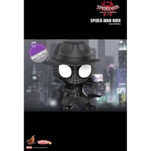 Hot Toys Cosbaby Marvel Spider-Man: Into the Spider-Verse - Spider-Man Noir Figure