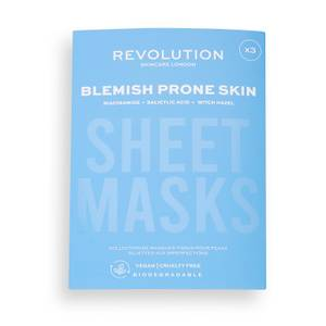 Biodegradable Acne Prone Skin Sheet Mask