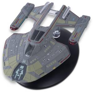 Eaglemoss Star Trek Die Cast Ship Replica - Norway Class Cruiser Starship Model