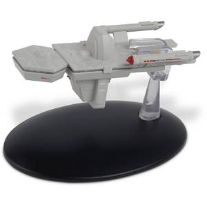 Eaglemoss Star Trek Die Cast Ship Replica - Antares NCC-501 Starship Model