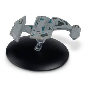 Eaglemoss Star Trek Die Cast Ship Replica - Renegade Borg Vessel Starship Model