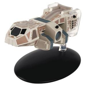 Eaglemoss Star Trek Die Cast Ship Replica - The Baxial Starship Model