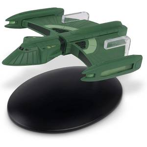Eaglemoss Star Trek Die Cast Ship Replica - Romulan Scout Model Ship