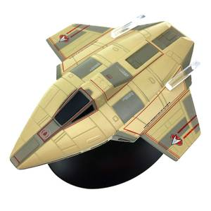 Eaglemoss Star Trek Die Cast Ship Replica - Starfleet Academy Flight Training Craft Mo