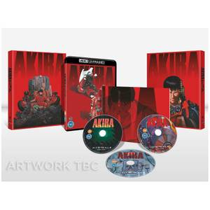 AKIRA - Limited Edition 4K Ultra HD (Inkl. 2D Blu-ray)