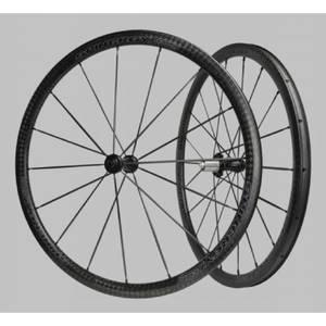 Spinergy Stealth FCC 3.2 Carbon Clincher Wheelset