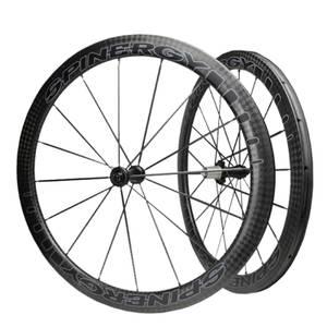 Spinergy Stealth FCC 4.7 Clincher Carbon Wheelset