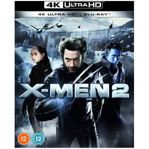 X-Men 2 - 4K Ultra HD (Blu-ray 2D inclus)