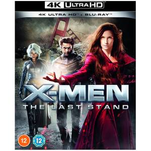 X-Men : L'Affrontement final - 4K Ultra HD (Blu-ray 2D inclus)
