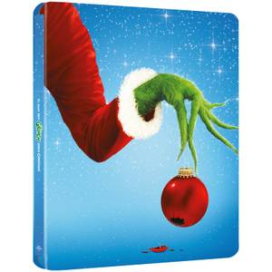 How The Grinch Stole Christmas - Limited Edition 20th Anniversary 4K Ultra HD Steelbook (Includes 2D Blu-ray)