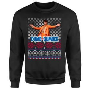 Dumb and Dumber Oh Look Frost! Sweatshirt - Black