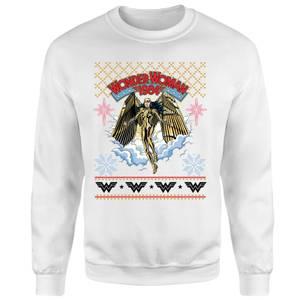 Wonder Women 1984 Sweatshirt - White