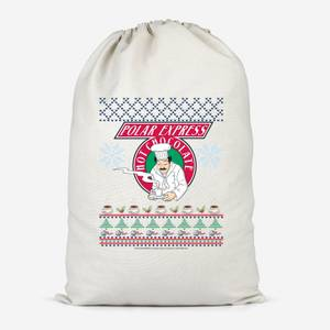 The Polar Express Hot Chocolate Cotton Storage Bag