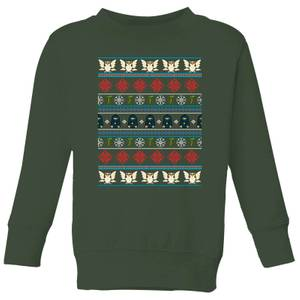 Fantastic Beasts Kids' Sweatshirt - Forest Green