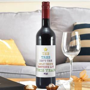 WotNot Creations 'Get Lit' Wine