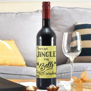 WotNot Creations 'Jingle My Bells' Wine