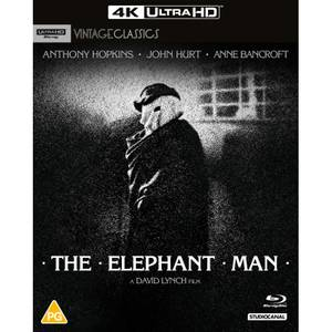 The Elephant Man (40th Anniversary Edition) - 4K Ultra HD