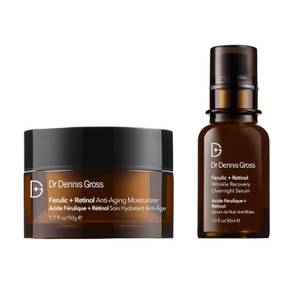Dr Dennis Gross Skincare Ferulic and Retinol Anti-Aging Duo