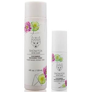Snow Fox Skin Care Exclusive Skin Recovery set