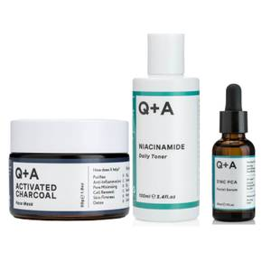 Q+A Exclusive Anti Blemish Trio