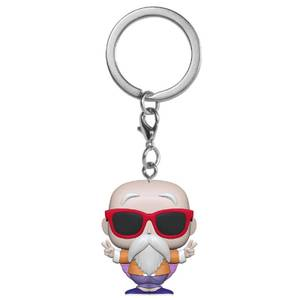 Llavero Funko Pocket Pop! - Maestro Roshi (Signo De Paz) - Dragon Ball Z