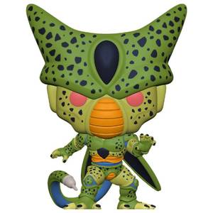 Figura Funko Pop! - Cell (Primera Forma) - Dragon Ball Z