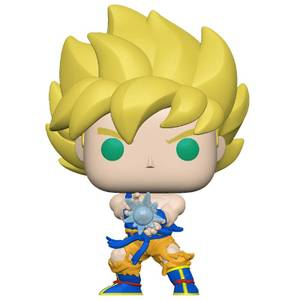 Figura Funko Pop! - Goku con Kamehameha - Dragon Ball Z