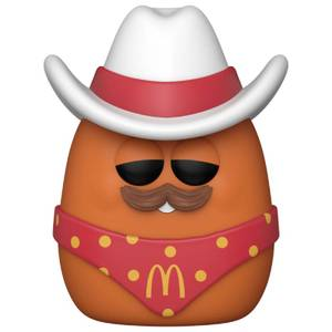 McDonalds Cowboy Nugget Pop! Vinyl Figure