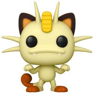 Pokemon Meowth Pop! Vinyl Figure