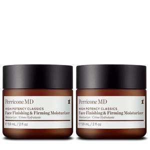 High Potency Classics Face Finishing & Firming Moisturizer Duo