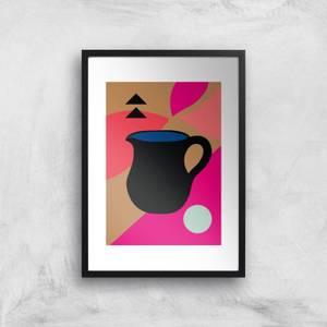 Colour Jug Giclee Art Print