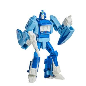 Hasbro Transformers Generations Studio Series DLX 86 Blurr Action Figure