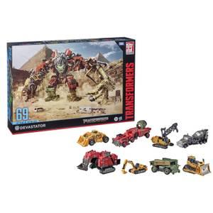 Figurine Articulée Devastator Hasbro Transformers Studio Series 69