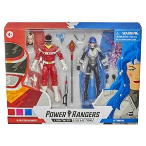 Hasbro Power Rangers Lightning Collection In Space Red Ranger vs. Astronema 2er-Pack Actionfiguren