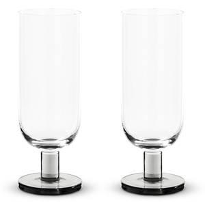 Tom Dixon Puck Highball Glass (Set of 2)