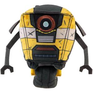 "Borderlands 3 Plush ""Claptrap"" Stubbins"