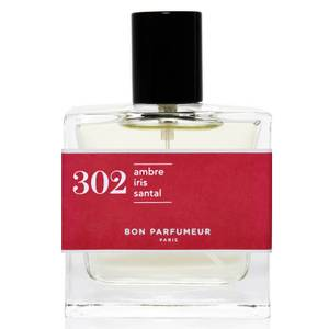 Bon Parfumeur 302 Amber Iris Sandalwood Eau de Parfum (Various Sizes)