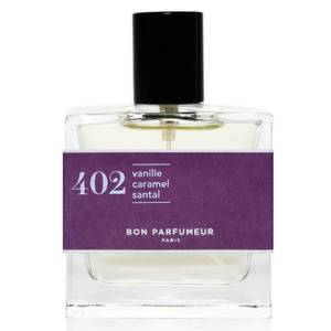 Bon Parfumeur 402 Vanilla Toffee Sandalwood Eau de Parfum (Various Sizes)