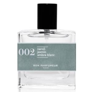 Bon Parfumeur 002 Neroli, Jasmine, White Amber Eau de Parfum (Various Sizes)