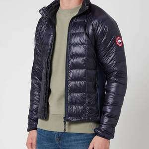 Canada Goose Men's Hybridge Lite Hooded Jacket - Navy