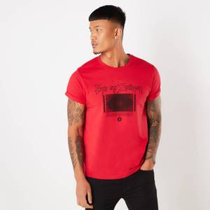 Lord Of The Rings Eye Of Sauron Men's T-Shirt - Red