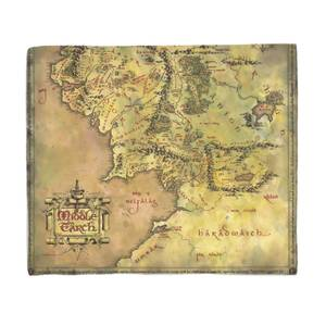 Lord Of The Rings Middle Earth Blanket Fleece Blanket